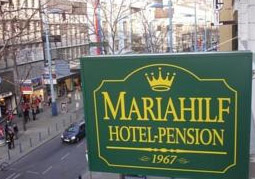 Pension Hotel Mariahilf
